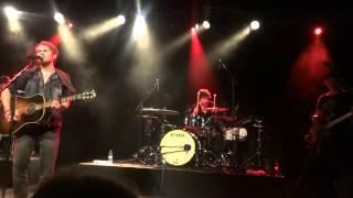 "Johannes Oerding ""Magneten"" live in Siegen"