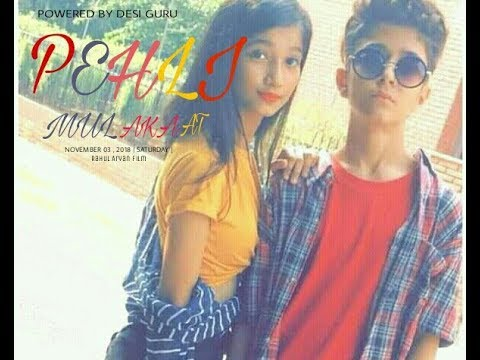 | *Pehli Mulakaat Song* | Rohanpreet Singh |Choreography By Rahul Aryan| Short Film|Cute Love Story|