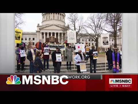 Voting Rights Advocates To Protest Sen. Manchin In West Virginia