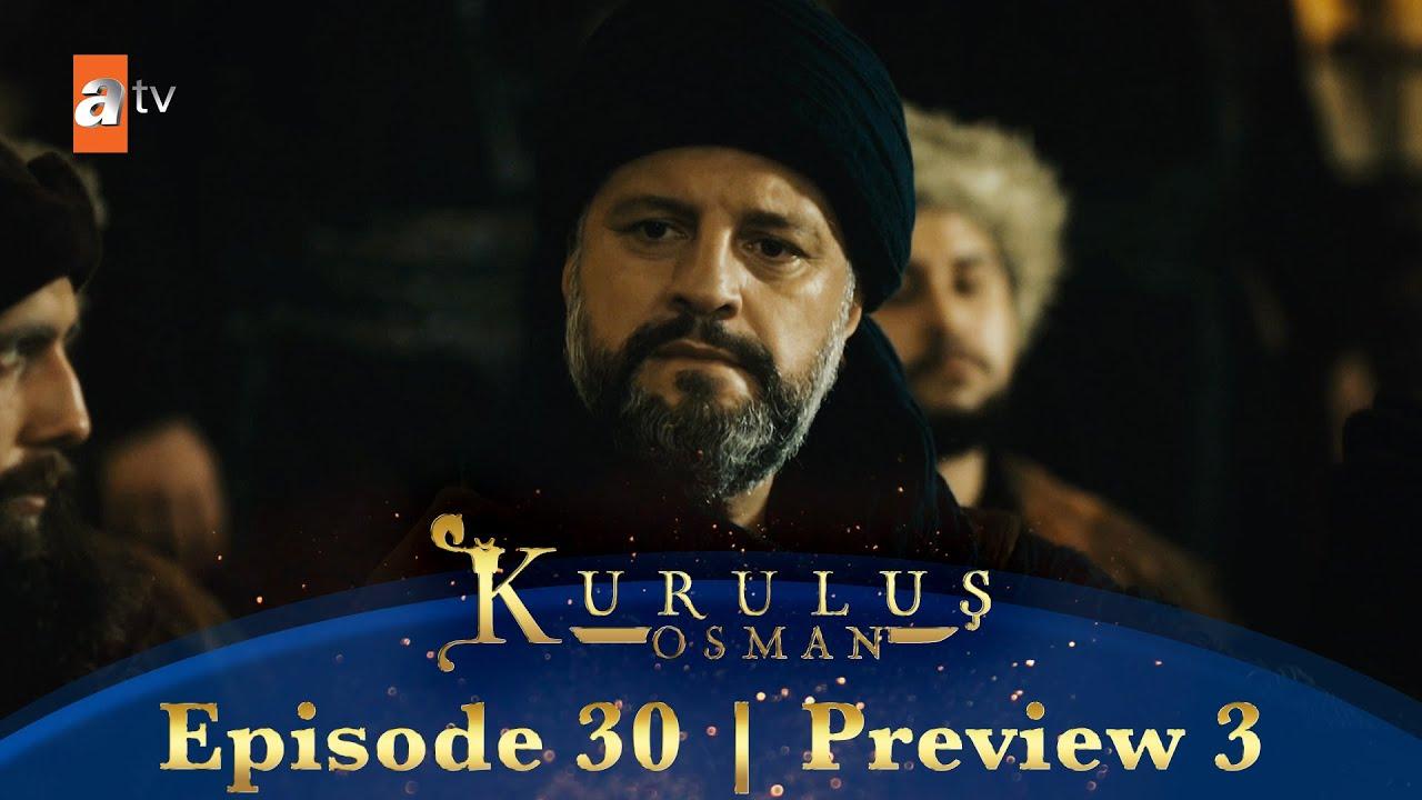 Kurulus Osman Urdu | Season 2 Episode 30 Preview 3