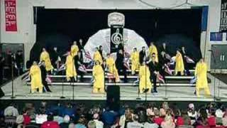2005 Carroll Minstrel Magic - Singin in the Rain