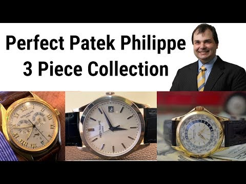 Why I Needed To Get 4 Patek Philippe Wrist Watches In My Life