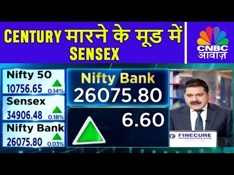 Century मारने के मूड में Sensex | Markets Opening Today | 16th Jan | CNBC Awaaz