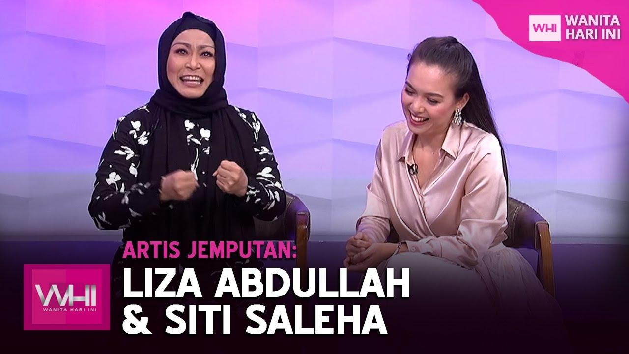 Download Artis Jemputan: Liza Abdullah & Siti Saleha (7 Hari Mencintaimu 2) | WHI (13 Ogos 2020)