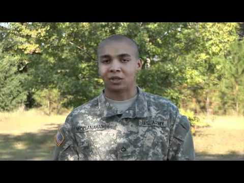 Straight from Basic Training: What is the hardest part about going into the  Army?