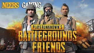 Playerunknowns Battlegrounds Friends