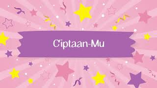 Ciptaan-Mu (Official Audio) - JPCC Worship Kids