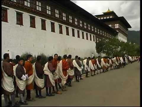 Bhutan, Land of the Thunderdragon