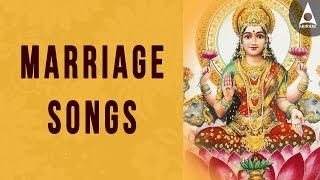 Top 5 Wedding Songs | Marriage Songs | Thirumana Padalgal | Malai Matrinal | Anandham Anandhame