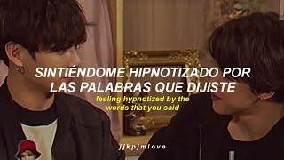 Lauv Bts Jimin Y Jungkook Who Traducida Al Español Fmv Jikook Edition