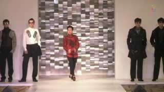 Raffles Singapore: July Graduation Showcase 2015 - Chen Zheng Nan -The Bad Boy Of Fashion