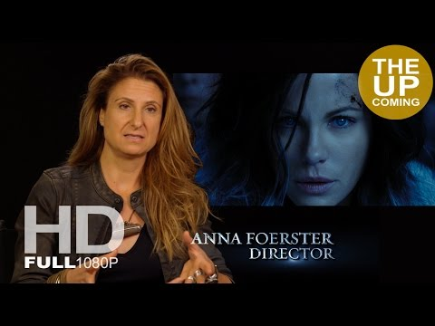 Underworld: Blood Wars behind the scenes with Anna Foerster, Theo James, Charles Dance