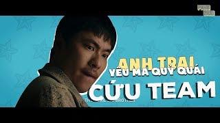 Review Anh Trai Yêu Quái : Kiều Minh Tuấn Gánh team