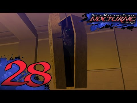 Shin Megami Tensei III: Nocturne - Part 28 - Mot