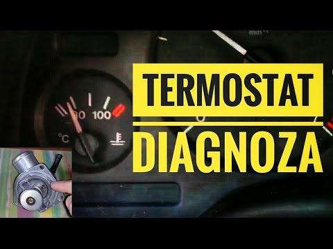 THERMOSTAT Patah Gejala - Bagaimana Mengenali Kesalahan Termostat Di Dalam Mobil?