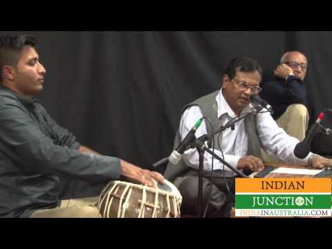 Tere Naino Ka by Ustad Uminual Haq with Jay Dagbar on Tabla performing at Sangeet Sandhya on 2nd Apr