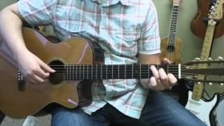 You Are My Sunshine - Easy Fingerstyle Guitar Lesson