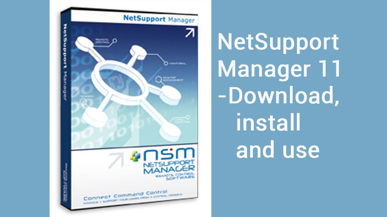 Netsupport manager remote control free download for windows 10, 7.