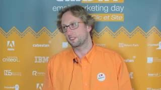 Clic et Site : Régis BACHER - EMDAY : Email Marketing Day 2016