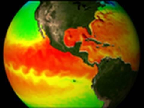 NASA   Taking Earth's Temperature