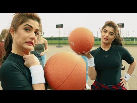 Download Srabonti basket ball Scene shooting   Srabanti Chattetjee Behind the scenes