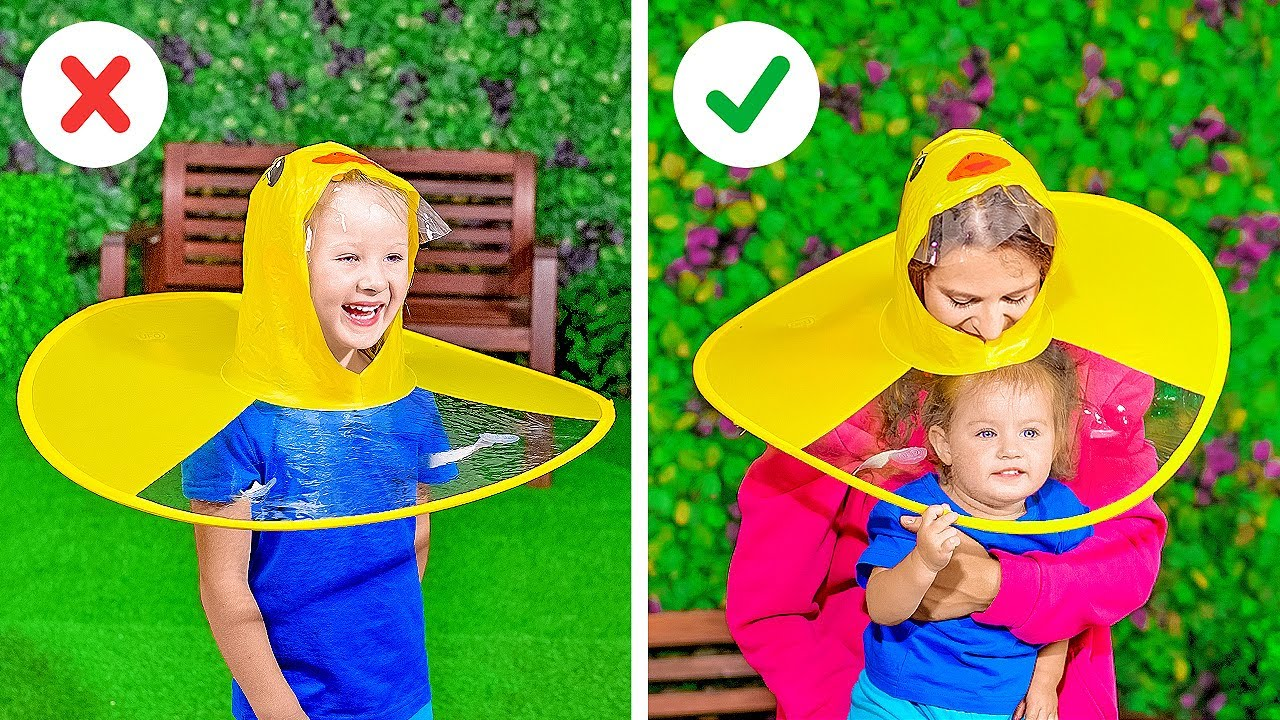 BE THE COOLEST PARENT EVER WITH THESE SMART HACKS & GADGETS