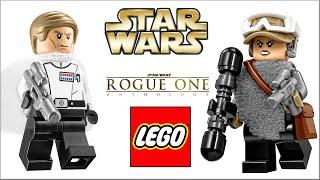 LEGO Star Wars ИЗГОЙ-ОДИН Истребитель повстанцев (75155). Наборы Лего Звёздные войны Обзор Rogue One