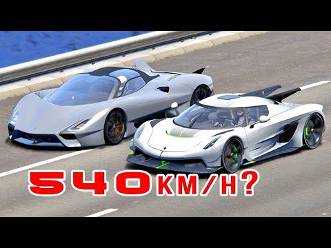 TOP-12 Fastest Production Cars In The World 2021 | Exhaust Sounds & Epic Music