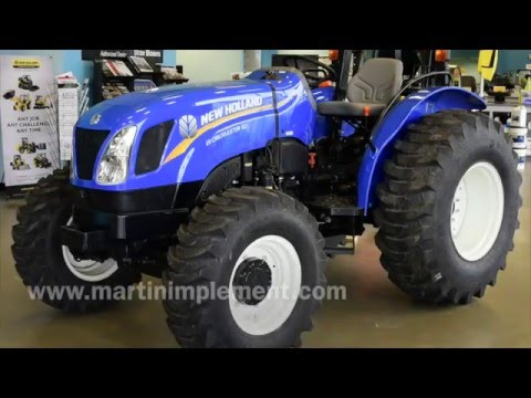 Product Spotlight: New Holland Workmaster 50 Tractor on