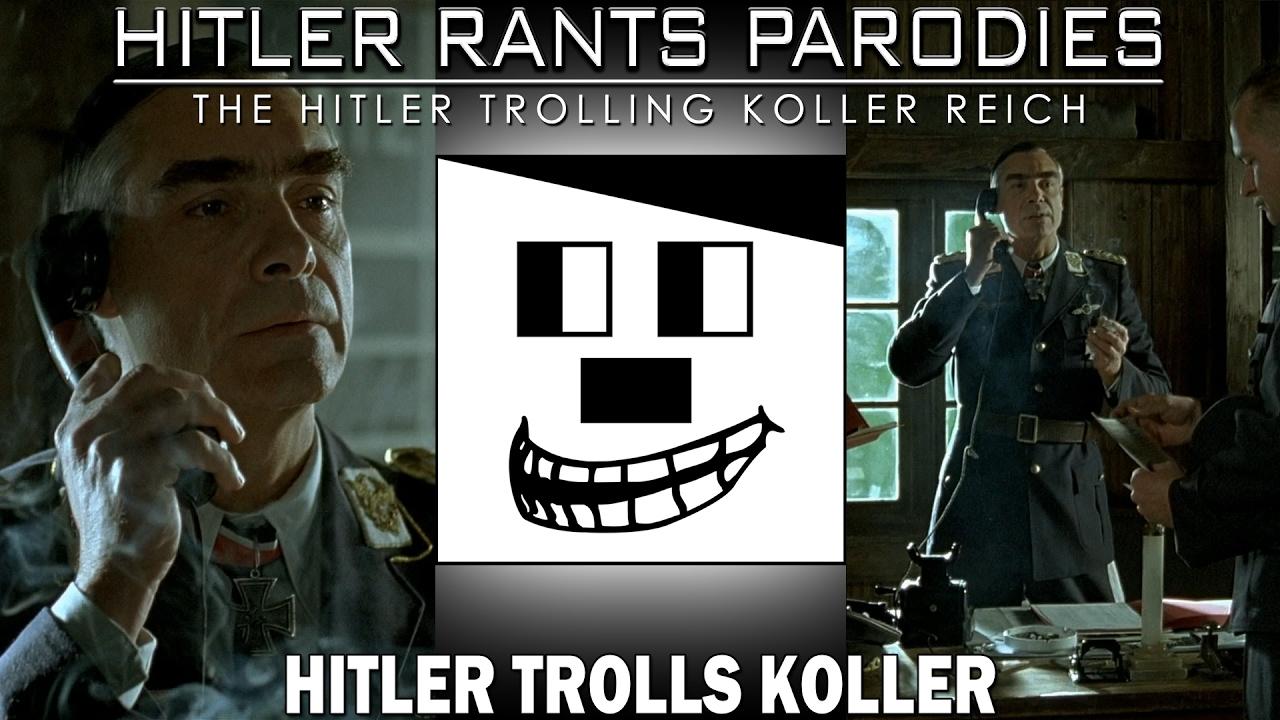 Hitler trolls Koller