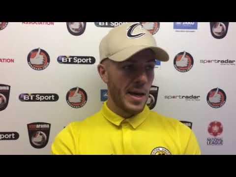d461c03db Ben Middleton post-Chester FC