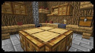 Medieval Kitchen Minecraft