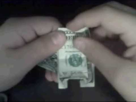Dollar Bill Elephant Youtube