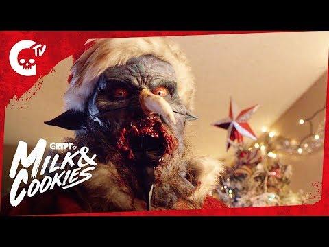 Milk & Cookies | Short Horror Film | Crypt TV