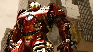 AVENGERS 2 Age of Ultron TRAILER (2015)