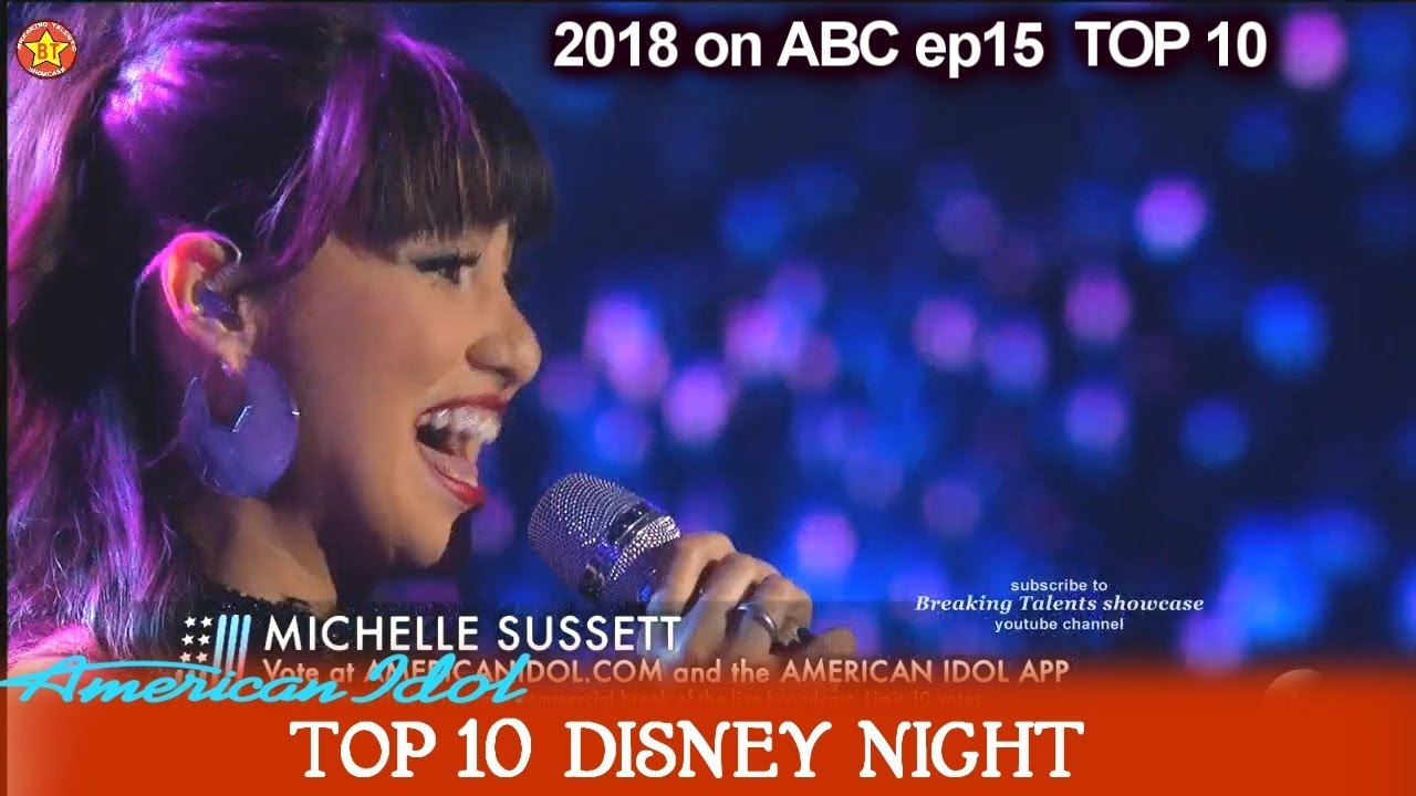 'American Idol' down to 7 after Disney-night performances