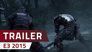 For Honor - Weltpremiere - Trailer - E3 2015
