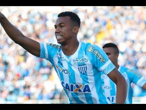Gols, Avaí 2 x 0 Bragantino - Brasileirão Série B 17/09/2016