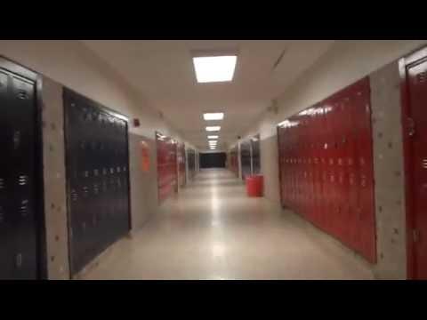 Fall 2011: Tour of Irvin High School El Paso, TX