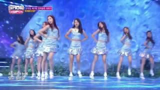 南韓新女團 gugudan wonderland live show 中韓字幕