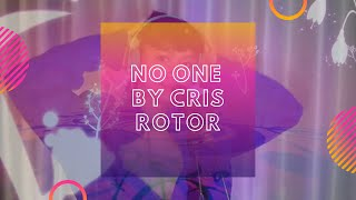 No One by Alicia Keys (Cris Rotor Cover)