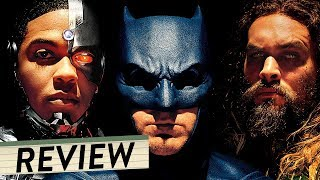 JUSTICE LEAGUE | Review & Kritik