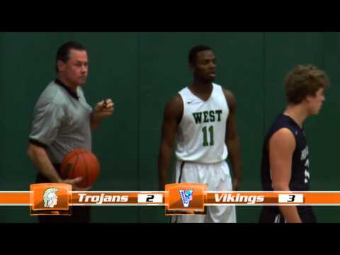 West Brunswick High School vs Hoggard High School Basketball - January 29th, 2016
