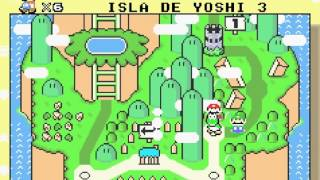 super mario world super mario ADVANCE 2 Gameplay #1 Empezamos!