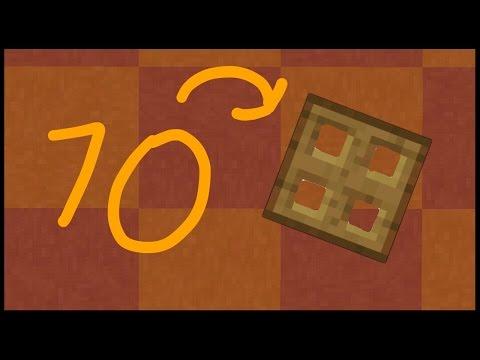👉Minecraft Pe:10 Ways To Use Trapdoors