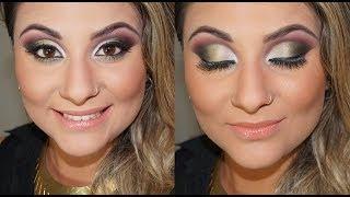 Maquiagem com produtos vult 02 - Por: Gabih Machado