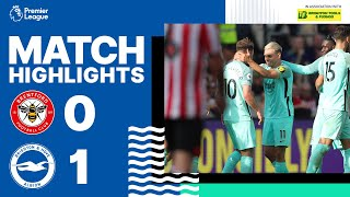 Брентфорд  0-1  Брайтон энд Хоув Альбион видео