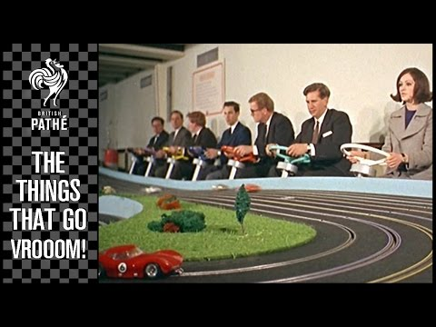 Model Motor Racing | British Pathé