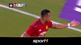 Bewerbungsvideo? Alexis Sanchez überragt gegen Real Madrid | SPORT1