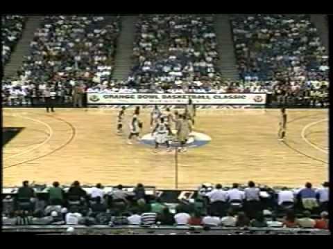 1997 Orange Bowl Classic Basketball Highlights